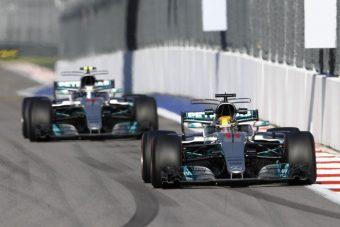 F1: 2018 végén kiszáll a Mercedes?