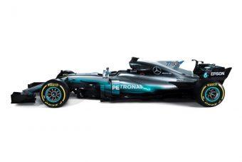 F1: Így néz ki Hamiltonék új rajtszáma