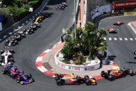 F1: Büntetések a Monacói Nagydíj után