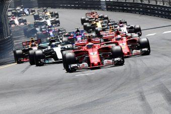 F1: 16 év után nyert a Ferrari Monacóban