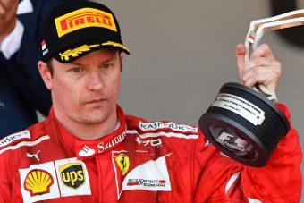 F1: Bezzeg volt, aki Kimi 2. helyének is örült