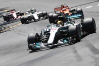 F1: A monacói szenvedés segített a Mercinek