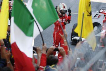 F1: Vettel a nyári szünetig nem gondol a bajnoki címre
