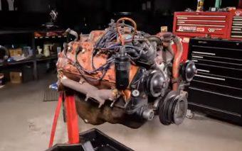 Íme egy remek videó arról, hogyan születik újjá egy V8-as motor