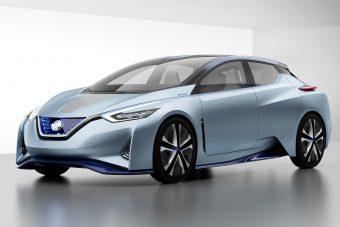 550 km hatótávot kínál a következő Nissan Leaf