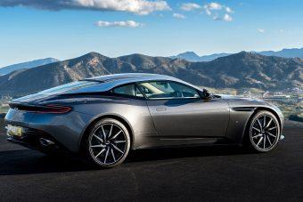 Az Aston Martinnál most nagyon örülnek