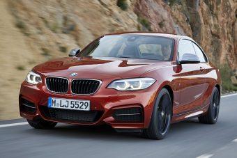 Megújultak a legkisebb BMW-k