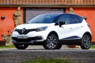Vezettük: Renault Captur 2017