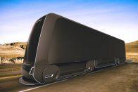 Ilyenek lehetnek a jövő kamionjai