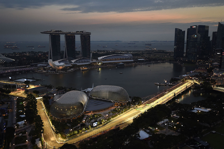 Forma-1 Szingapúri Nagydíj