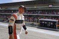 F1: Újabb motorcsere, újabb büntetés a McLarennél