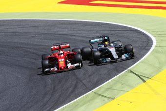 F1: Vettel és Hamilton külön ligában játszik
