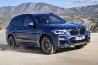 BMW X3: a nagyokra hajaz