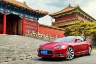 Kínában gyártana autót a Tesla
