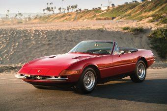 Ez a Ferrari 35 év után keres új tulajdonost