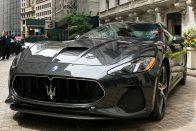 Nyugdíj helyett megújult a Maserati GranTurismo