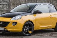 Opel Adam Black Jack: tizenkilencre lapot