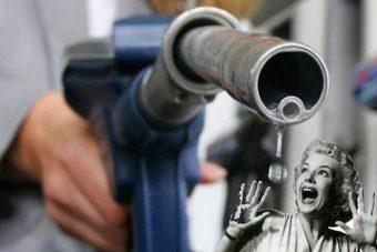 Összekeverték az üzemanyagokat egy magyar benzinkúton