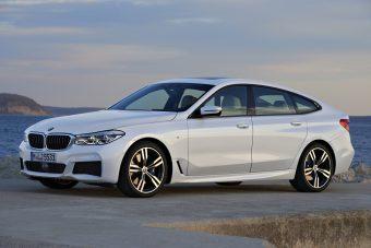 BMW 6 Gran Turismo: Nevet váltott, stílust váltott