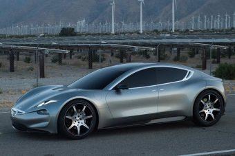 Leleplezték a Fisker új csoda-villanyautóját