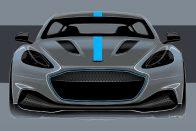 Megépíti elektromos szuperszedánját az Aston Martin