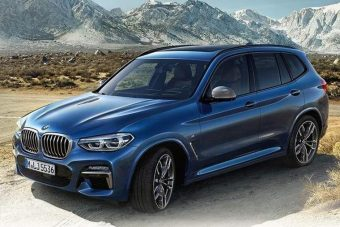 Kiszivárgott a vadonatúj BMW X3