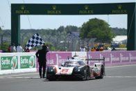 Drámák és meglepetés a Le Mans-i 24 órás versenyen