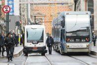 Oslo önjáró elektromos buszokat tesztel