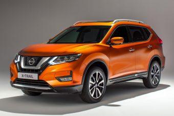 Nissan X-Trail facelift: kipofozták a bajnokot