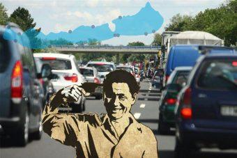 Így autózz a Balatonra, hogy elkerüld a dugót