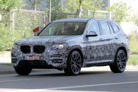 BMW X3 2018: Rokon külső, modern tartalom