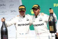 F1: Bottasszal belenyúlt a tutiba a Mercedes