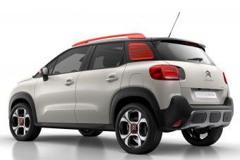 Tucatnyi videón a Citroën új városi crossovere