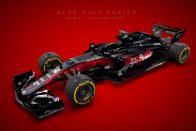 F1: Ilyen lehetne a McLaren-Alfa Romeo