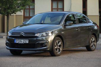 Lemondással jár az olcsó autó- Citroën C-Elysée