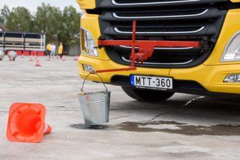 Újra keresik Magyarország legjobb kamionsofőrjét