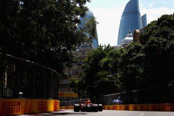 F1: A Red Bull az élen, Perez összetörte - videó