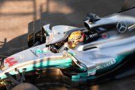 F1: Hamilton űridővel az élen Bakuban