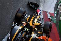 F1: A Renault ismét figyelmeztette Palmert