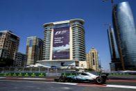 F1: Bottasé az utolsó edzés, Verstappen lerobbant