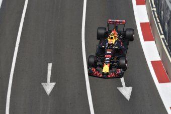 F1: Motorhiba vette el Verstappen 3. helyét
