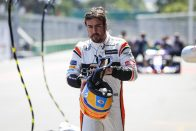 F1: Alonso tök utolsó, de a pontszerzésre gondol