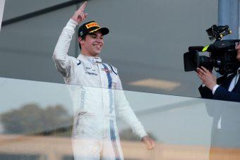 F1: Hiába a dobogó, az újonc