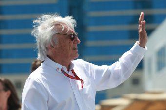 F1: Ecclestone-t nem engedik a futamokra?