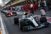 F1: Az adatok is bizonyították Hamilton ártatlanságát