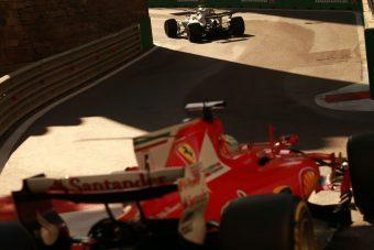 F1: A Ferrarinak nem tetszettek a bakui döntések