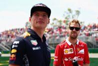 """F1: Verstappen tojik a """"szar"""" idényre"""