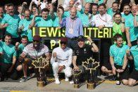 F1: A birodalom visszavágott