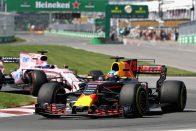 F1: A Red Bull továbbra sem fél a Force Indiától