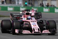 F1: Ezért nem engedte el Perez Ocont